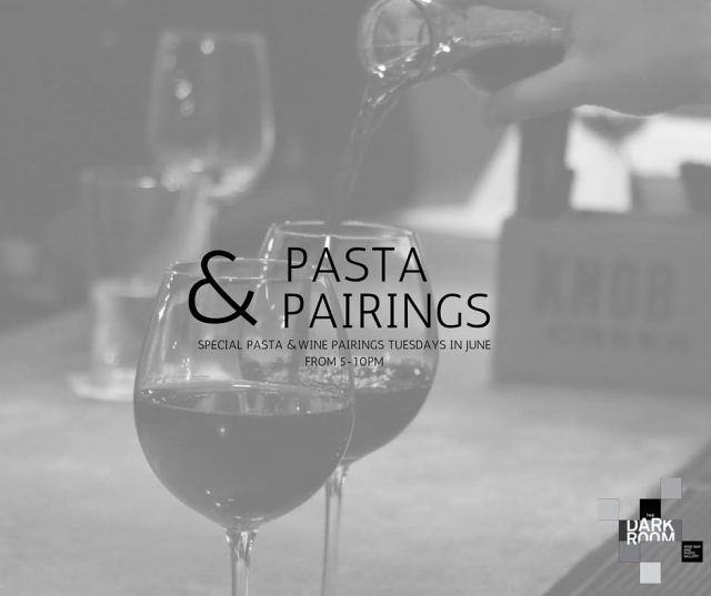 pasta and pairings
